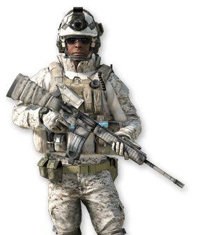 Progression - ParaDiseXXXX - Battlelog / Battlefield 3