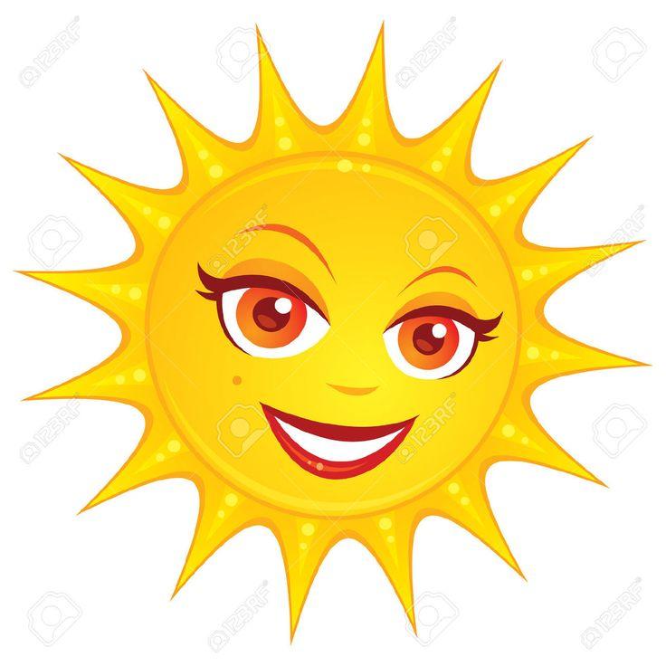 8985230-Ilustraci-n-de-dibujos-animados-de-vectores-de-un-sol-sonriente-de-verano-con-una-cara-muy-femenina--Foto-de-archivo.jpg 1,300×1,300 pixels