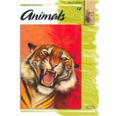 Leonardo Collection Desen Kitabı #12 Animals