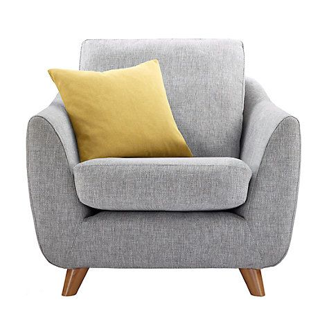 Attractive Buy G Plan Vintage The Sixty Seven Armchair, Marl Grey From Our Armchairs  Range At John Lewis. Free Delivery On Orders Over