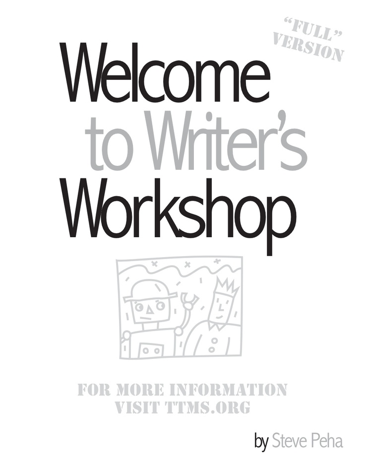05-writers-workshop-v001-full by cgwilson47 via Slideshare overview for all grades, but specific to 2nd grade