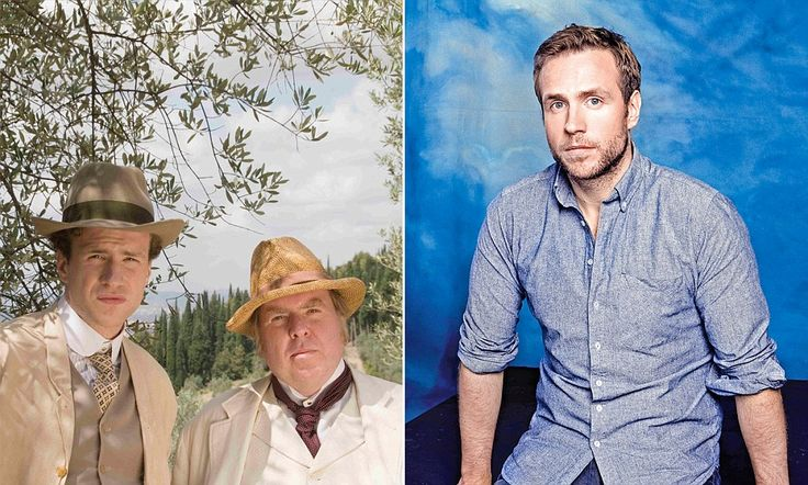 Stepping out of my father Timothy's brilliant shadow: How Rafe Spall went from an unhappy 18.5 stone to a romantic lead role set to make him the new Hugh Grant