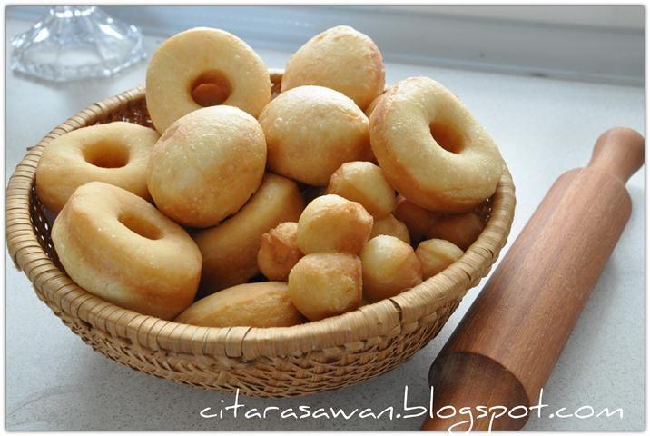 Donut Ala J'co | Resipi Citarasawan
