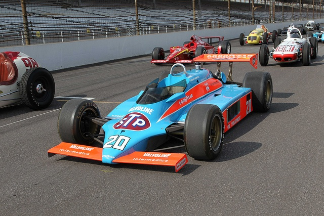 Gordon Johncock's 1982 Indianapolis 500 Winning Car by indianapolismotorspeedway.com, via Flickr