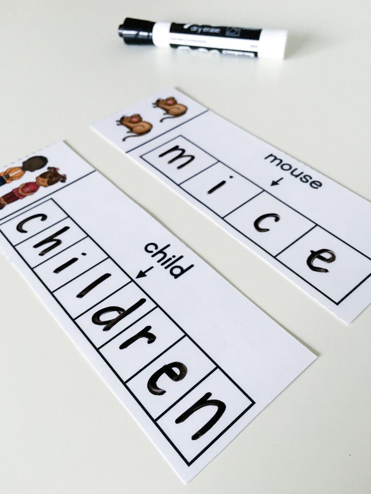 Irregular plurals spelling activity for guided reading! This is one of the word study activities from the Level I guided reading pack. It also includes guided reading lesson plans and printable books, comprehension and writing resources, phonics activities, decoding strategy visuals, lesson plan templates, assessment tools, and more! $