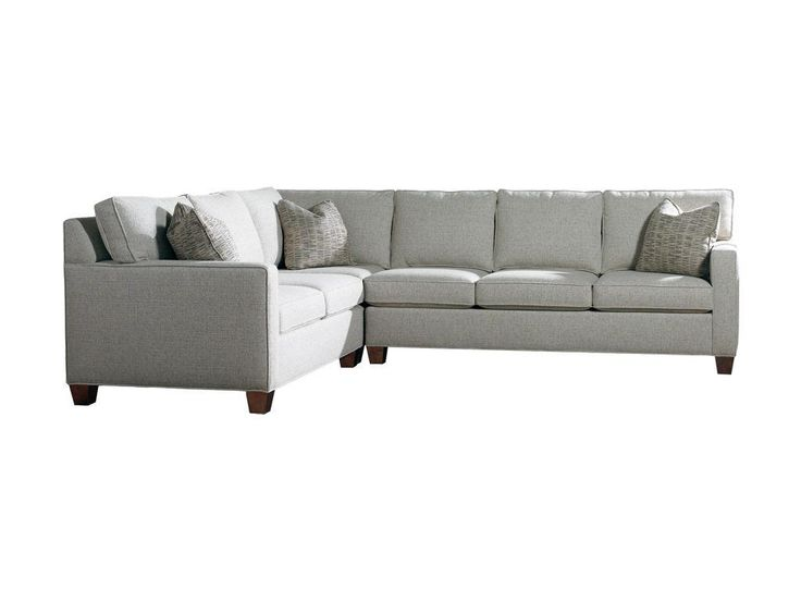 Sherrill Living Room Sectional 3100-SECT - Stacy Furniture - Grapevine, Allen, Plano, TX