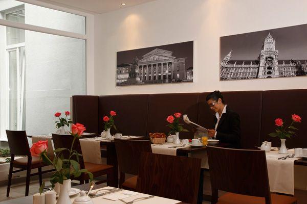 Restaurant | H+ Hotel München
