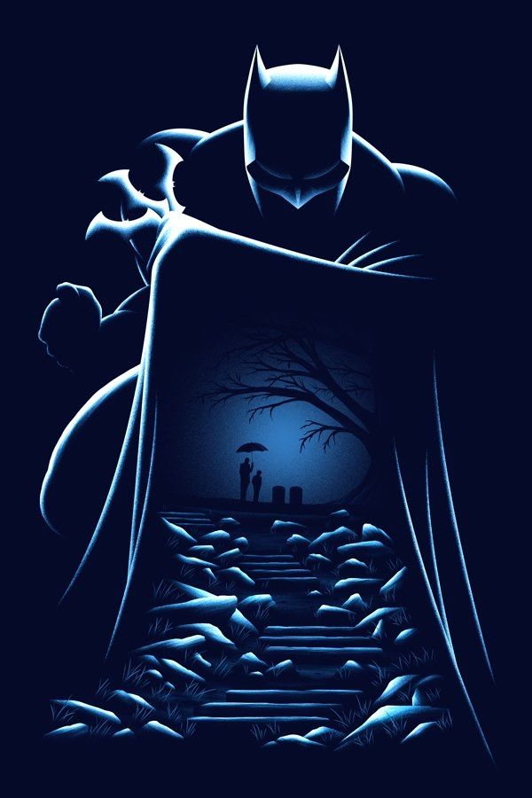 Batman: Past & Present - Khoa Ho