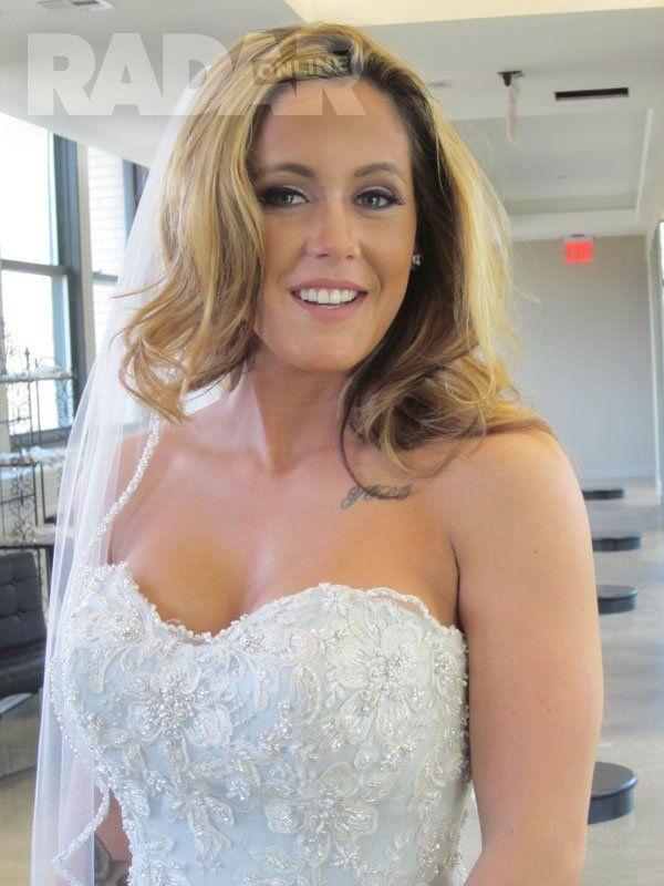 Jenelle Evans Wedding Nathan Griffith — Teen Mom 2 Star Tries On Wedding Dresses | Radar Online