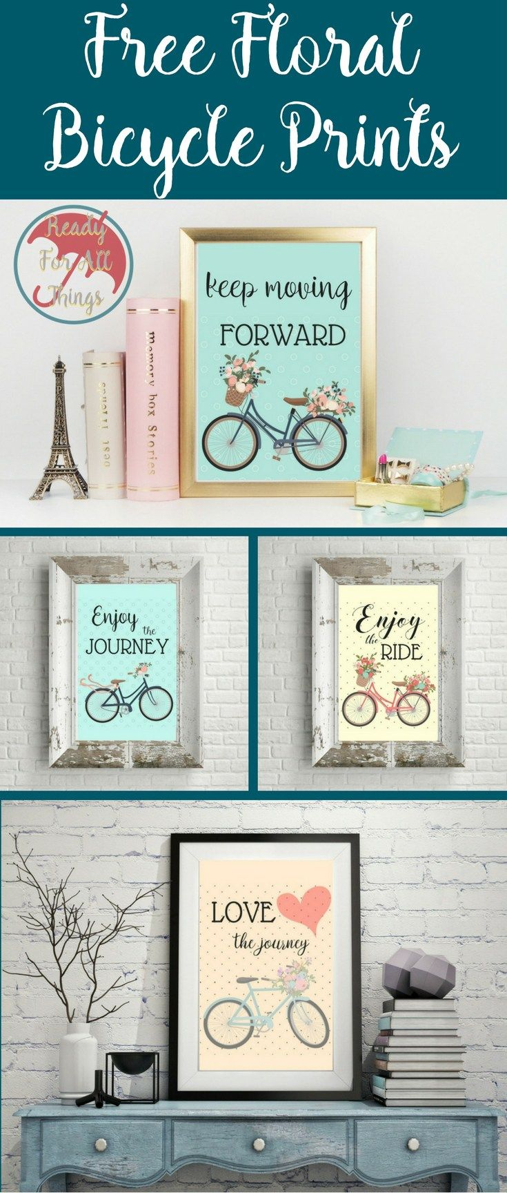 best 25+ bicycle decor ideas only on pinterest | bike art, bicycle
