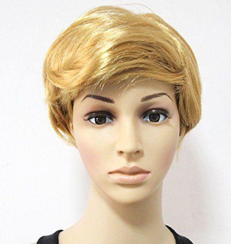 Donald Trump Fancy Dress Perruque blonde Président des États-Unis: Price:17.16De haute qualité perruque pour déguisement Réplique de Donald…