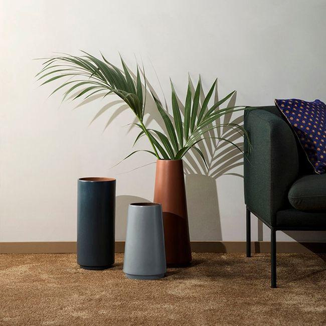 dual floor vase ferm living