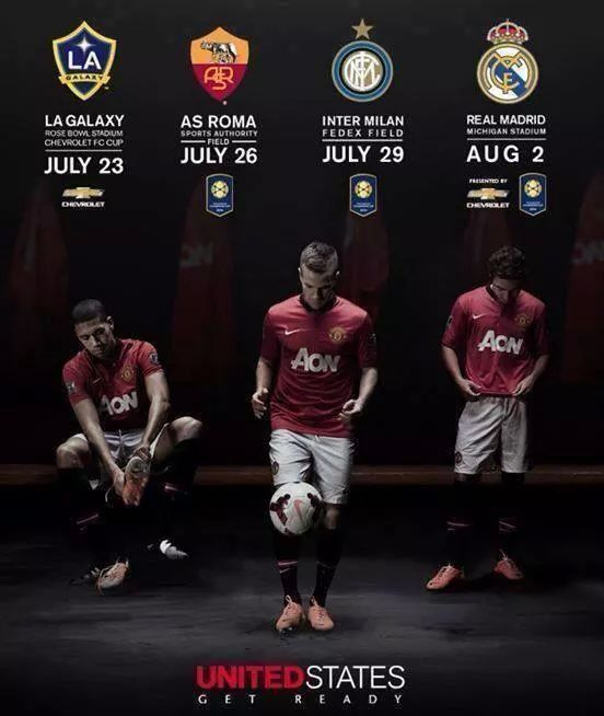 #Tour2014 United