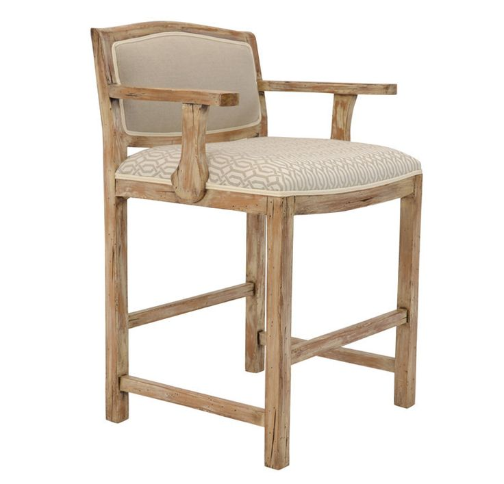 st upholstered counter stool distressed wood stools with backs height bar arms australia
