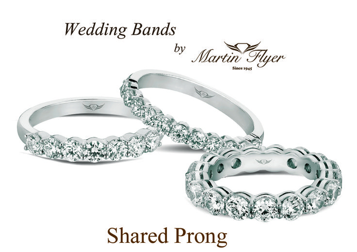 For Every Amazing Flyerfit Engagement Ring There Is A Gorgeous Matching Wedding Band