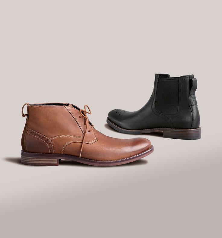 With great style and inherent Rockport® comfort, browse this category for men's  boots.