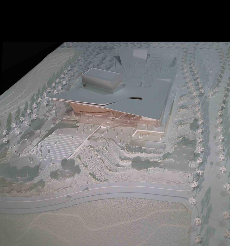 Gallery - Sejong Art Center Winning Proposal / DMP Partners - 22