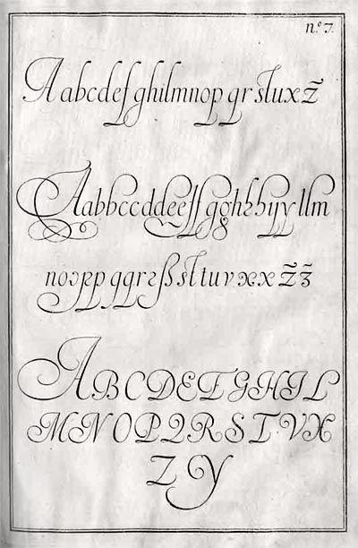 #calligraphy by: Manoel de Andrade de Figueiredo