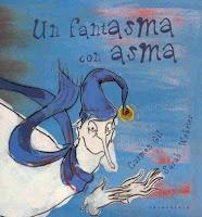 Taller de animación a la lectura: Un fantasma con asma
