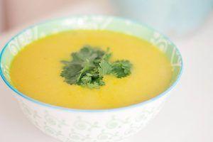 Bloemkool, kokos en curry is een combinatie die goed werkt. Het was hier thuis een hit in ieder geval!