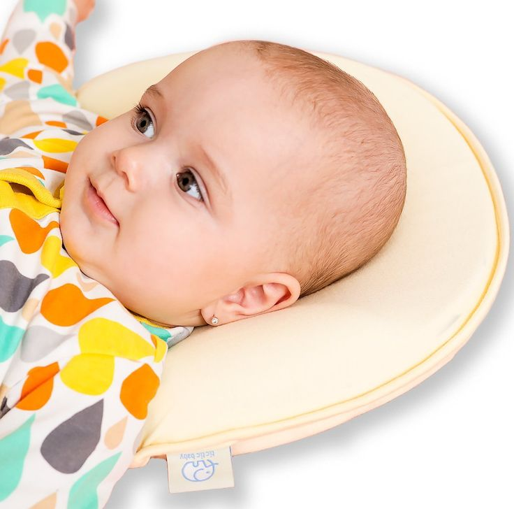 Baby Head Shaping Memory Foam Pillow - 2 Organic Cotton Covers Included - Prevents Newborn and Infant Flat Head Syndrom and SIDS - Organic - Breathable - Protective - Extended Warranty -- You can get additional details at the image link. (This is an affiliate link and I receive a commission for the sales)