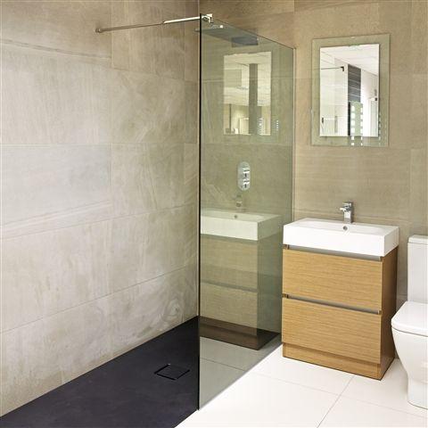 Abelia Wet Room Shower Screen - £329 http://www.bathroomheaven.com/walk-in-shower-screens/abelia-800mm-wet-room-shower-screen-10mm-glass-21784.aspx