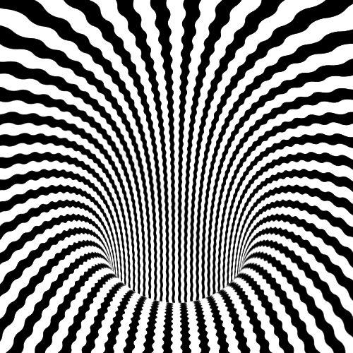 gif psychedelique hypnose animation 19 Des .gif noir et blancs hypnotiques #2 http://www.justleds.co.za