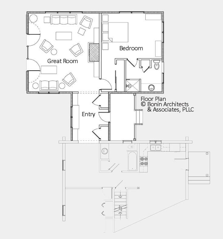 Room addition floor plans addition plan pinterest for Room addition floor plans