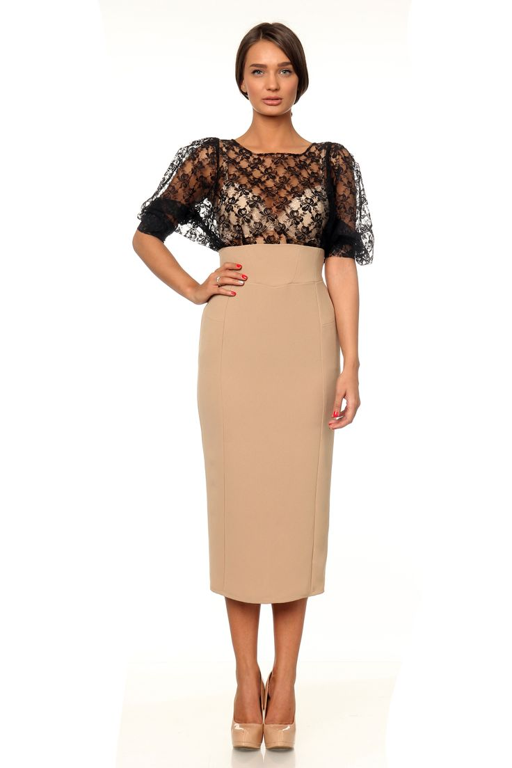 Marie Ollie duo - top and skirt - www.marieollie.com