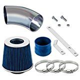 Deals week 98 99 00 01 02 03 04 05 BMW E46 3-Series Short Ram Intake Sr-bm3 with Blue Filter1 sale