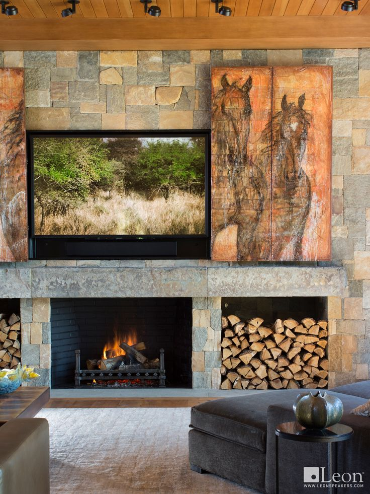 Turn Your TV Into An Artistic Focal Point Using Artwork From Your Personal  Collection With Our
