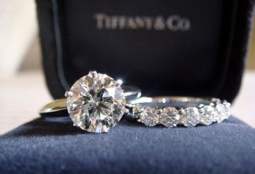 Wedding/engagement rings! engagement rings love tiff & co!!