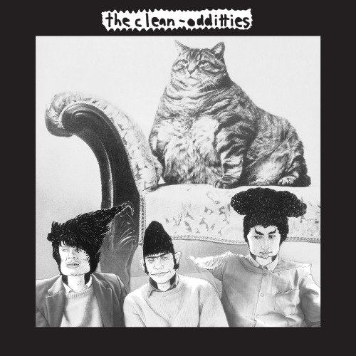The Clean - Odditties (Flying Nun, 1994) Bonkers New Zealand rock that sounds like it has been recorded in a shed on a dictaphone.