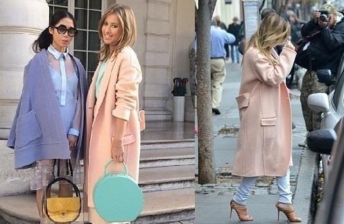 Xenia пальто