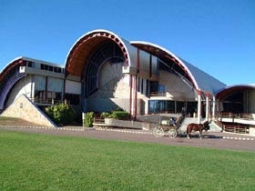 Australian Stockman's Hall of Fame and Outback Heritage Centre at Longreach