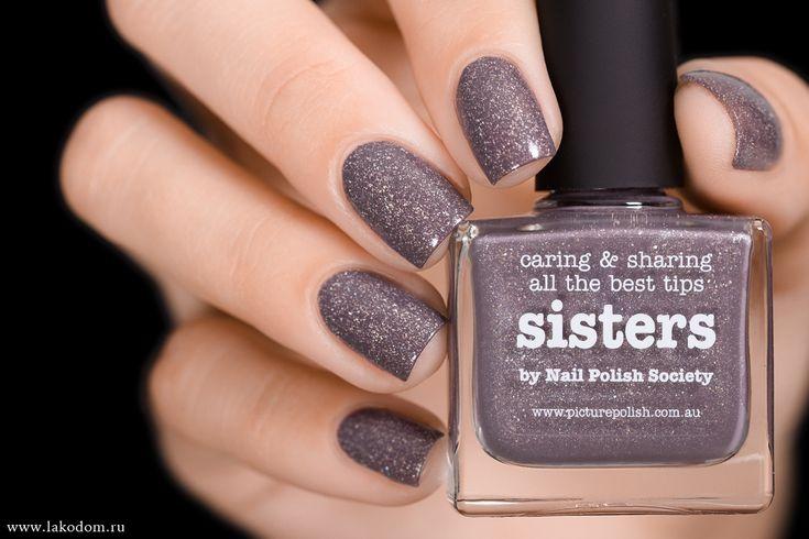 Лак для ногтей piCture pOlish Sisters - купить с доставкой по России и СНГ.