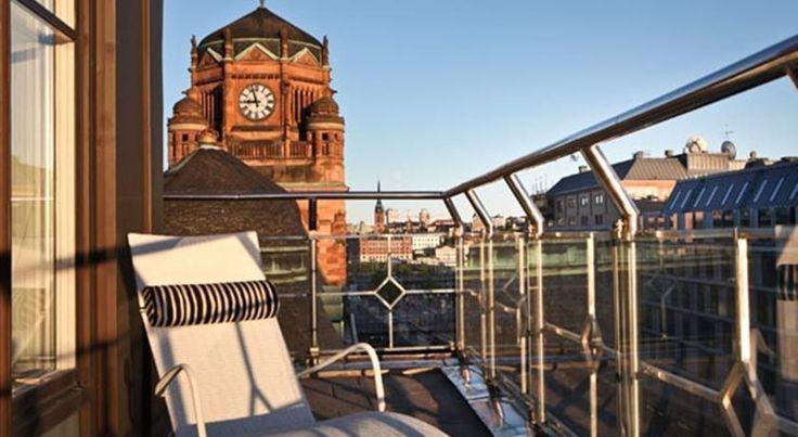 泊ってみたいホテル・HOTEL|スウェーデン>ストックホルム>ストックホルム中央駅から徒歩わずか3分のスタイリッシュなホテル>フレイス ホテル(Freys Hotel)