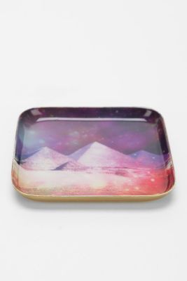 Magical Thinking Cosmic Pyramid Catch-All Dish
