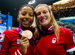 Emilie Heymans, Jennifer Abel Deliver On Diving With Canadas First Medal Of The…