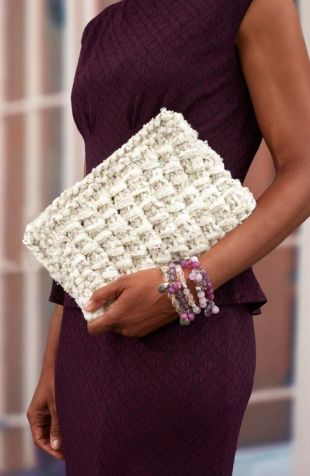 86 best How to Knit a Bag images on Pinterest | Crocheted bags, Knit ...