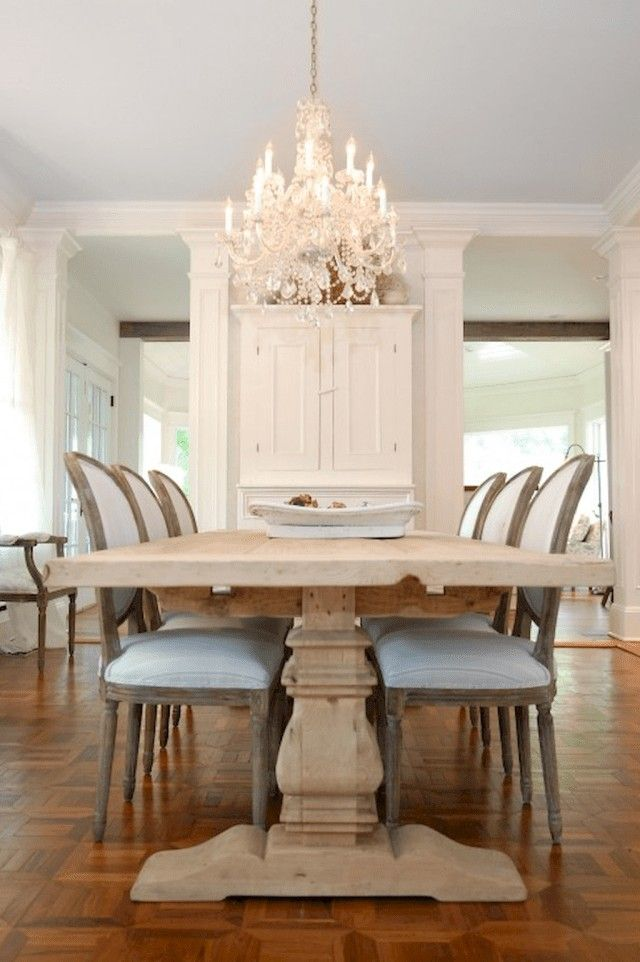 50 Pretty French Country Dining Room Design And Decor Ideas Dining Room French French Country Dining Room Country Dining Rooms