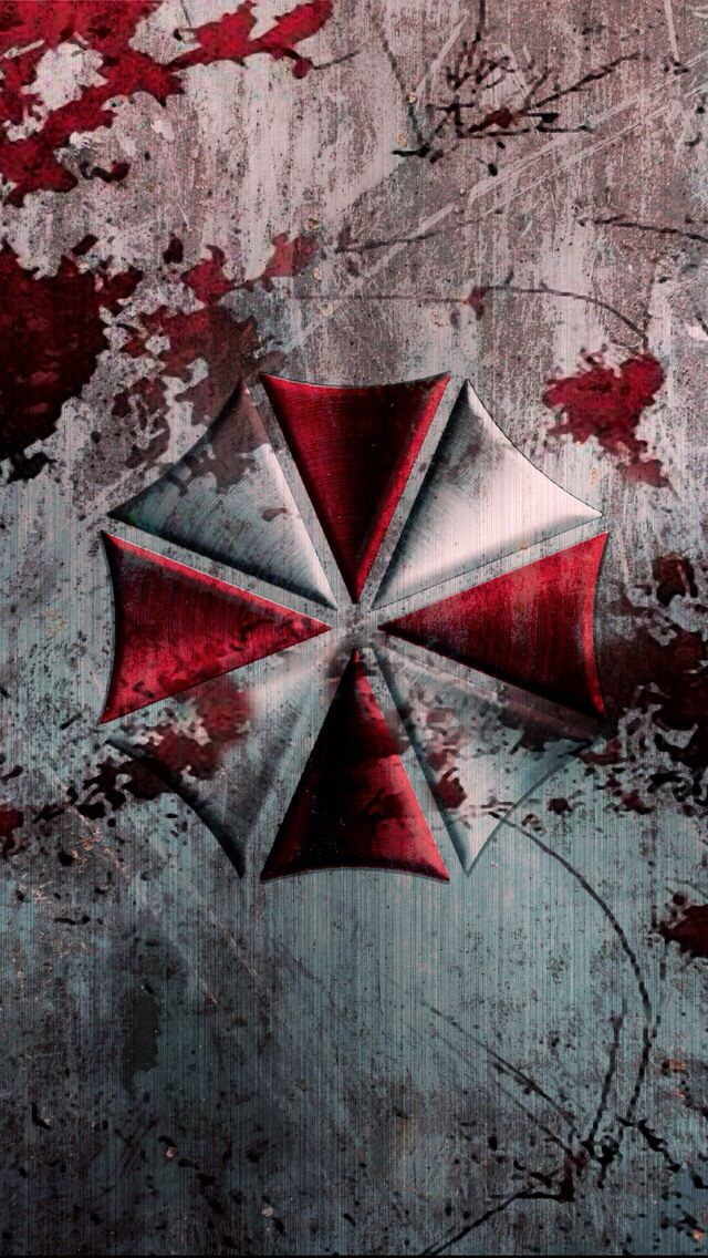 Resident Evil. Umbrella...Coolest videogame company logo ever >w< -Will