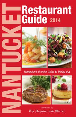 Nantucket Restaurant Guide 2014 [ NantucketRetreats.com ] #food #vacation #retreat