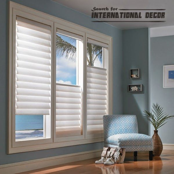 Window Blinds And Window Coverings