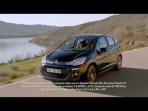 Anuncio Nuevo Citroën  C3 - España Demasiado nanai!!