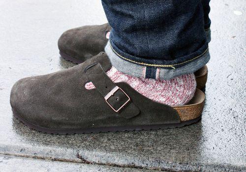 Birkenstock: Birkenstock Socks, Style, Birkenstock Clogs, Birkenstock Boston, Birkenstock And Socks, Wool Socks, Comforter Shoes, Birkenstock Men, Birkenstock Joy