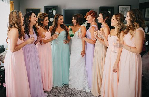 Thoughts Every Bride Has On Her Wedding Day