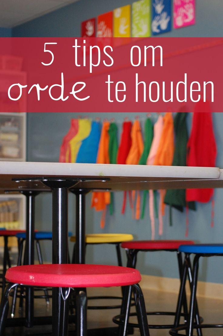 Elke leerkracht heeft hier mee te maken, orde houden. Dit is iets waar veel studenten en beginnende leerkrachten tegenaan lopen. Ik geef je 5 concrete tips!