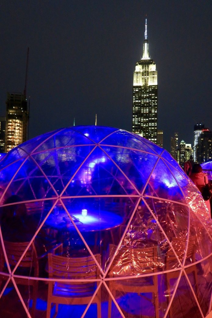 230 Fifth Rooftop Igloo Bar Nyc Rooftop City That Never Sleeps