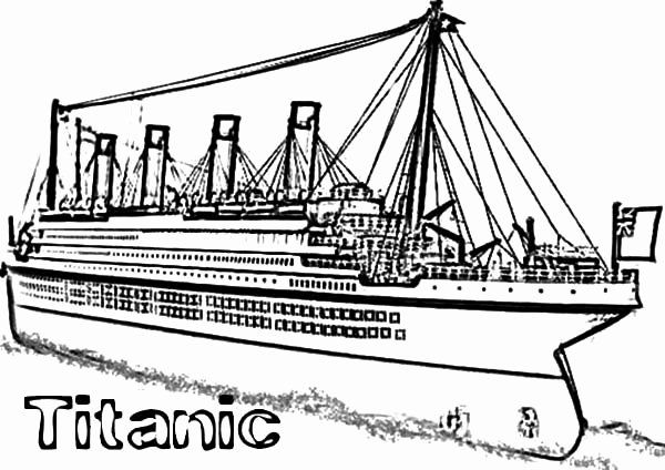 Cruise Ship Coloring Page Luxury Coloring Pages The Titanic Coloring Pages Cruise Ship Titanic Ship